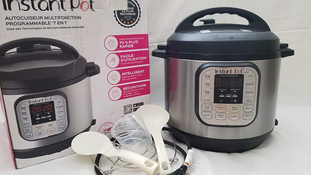 best instant pot for cooking rice