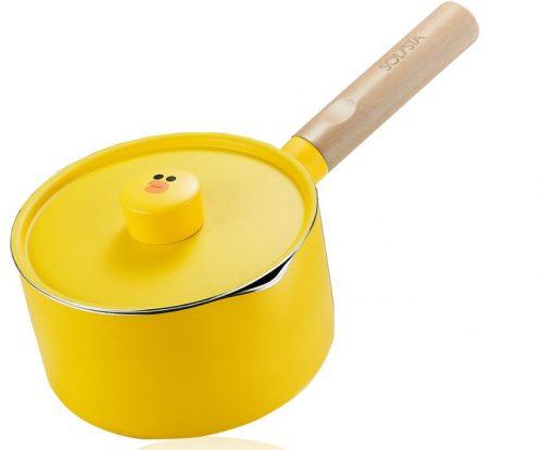 best pot for boiling milk